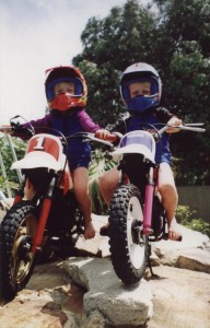 Dirt Bike Southcoast Jaimi and Jake