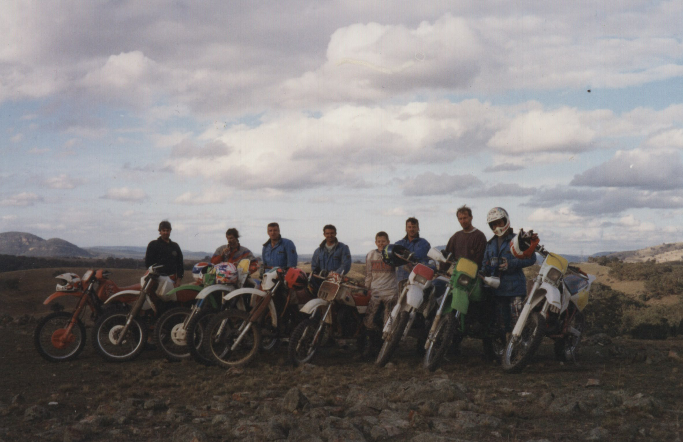 Dirt Bike South coast Group